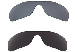 New SEEK Replacement Lenses Oakley ANTIX - Polarized Black Black - $39.09