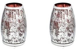 Pillar size Hurricane Lamps for Starry Display on patio, garden party - $27.49