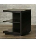 Elegant Wood Furniture Varick GalleryCox Bed Sofa Three Drawer Lamp End... - $100.98