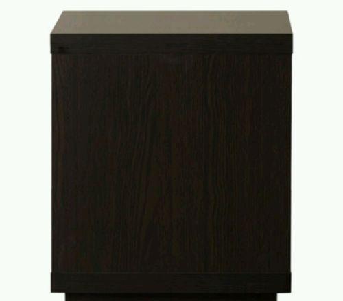 Elegant Wood Furniture Varick GalleryCox Bed Sofa Three Drawer Lamp End Table