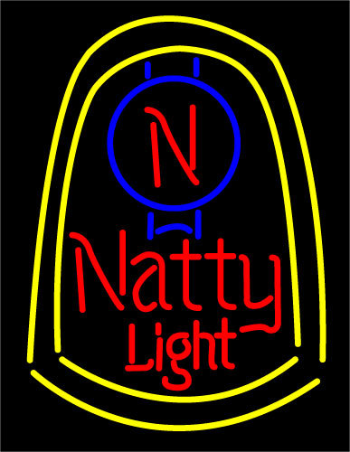 Primary image for Natural Natty Light Neon Sign