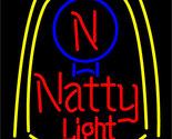 Natural natty light neon sign 16  x 16  thumb155 crop