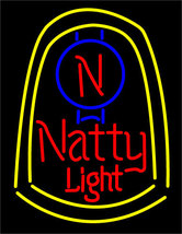 Natural Natty Light Neon Sign - $699.00