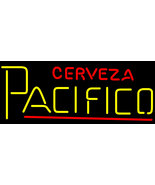 Cerveza pacifico neon sign 16  x 14  thumbtall