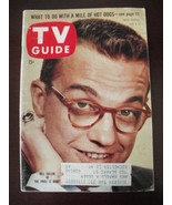 TV Guide 275~Jul 5, 1958~Bill Cullen~Lake Ontario edition~ - $15.79