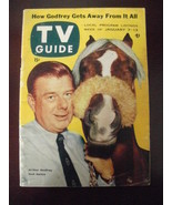 TV Guide 145~Jan 7, 1956~Arthur Godfrey~Colorado edition - $15.79