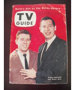 TV Guide 54~Apr 9, 1954~Charlie Applewhite~Pittsburgh edition~blank cros... - $21.73