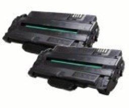 Compatible Laser Toner Replaces Samsung MLT-D105L - 2 Pack - $39.55