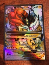 LEGGI LA DESCRIZIONE M RAIKOU GX EX Mega Full Art Shiny ORICA Pokemon - $6.61