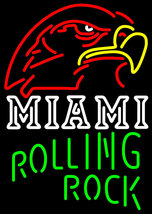 Rolling Rock Miami University Fall Session Neon Sign - $699.00