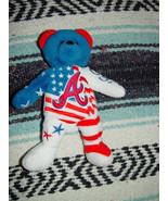Atlanta Braves USA  Bean Plush Bear - $9.00