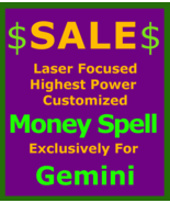 x220 Billionaire Customized High Magick 4 Gemini Betweenallworlds Spell - $129.50