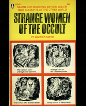 Strange Women of the Occult - True Supernatural Accounts  - $4.99