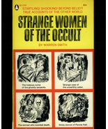 Strange Women of the Occult - True Supernatural... - $4.99