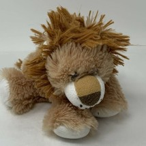 "Lil Wishpets Loveable Lion 7"" Plush Soft Fluffy Floppy Stuffed Animal #5... - $9.90"