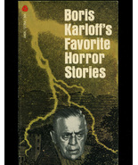 1965 Boris Karloff's Favorite Horror Stories H.... - $4.99