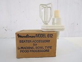Regal Moulinex La Machine Beater Accessory Mixing Attachment Replacement #612 - $14.80