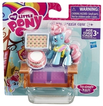 My Little Pony Mrs Dazzle Cake Sugarcube Corner Friendship is Magic - $171,66 MXN