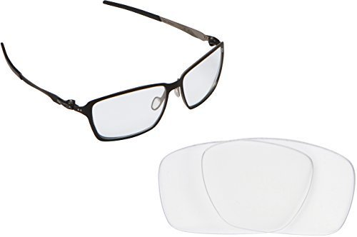Primary image for New SEEK OPTICS Replacement Lenses Oakley TINCAN - Clear