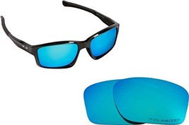New Seek Optics Replacement Lenses Oakley Chainlink   Polarized Blue - $18.30