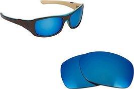 New Seek Optics Replacement Lenses Oakley Sideways   Polarized Blue - $16.32