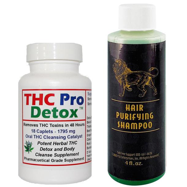 THC Detox - Fast 2 Day THC PRO Detox plus Magnum Detox ...