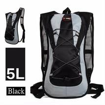 IPRee 5L Running Hydration Backpack Rucksack 2L Straw Water Bladder Bag For - $334,78 MXN+