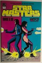 Starmasters #1 (1984) Ac Comics Color FINE- - $12.86