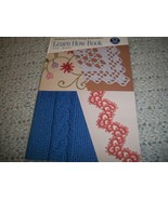 Knitting, Crochet, Tatting, Embroidery Learn How Book  - $5.50