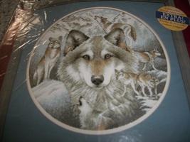 Circle of Wolves Cross Stitch Kit - $24.00