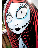 5-Foot Tall Nightmare Before Christmas BlowUp Sally Inflatable Tim Burto... - $251.30