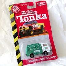 NIB Tonka Die-Cast Mountain Dew Truck 1999 #48 Soda Maisto Collectors Edition - $8.59