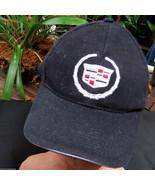 Val Ward Cadillac Embroidered Emblem Logo Hat Cap Black Florida Dealership - $13.79