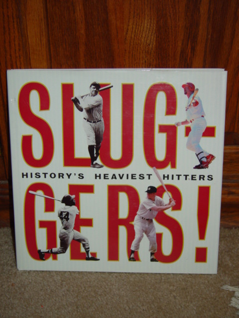 Primary image for Sluggers History's Heaviest Hitters Hardcover