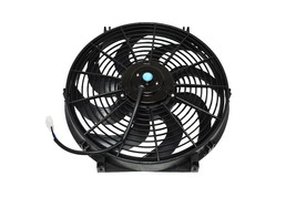 "14"" Heavy Duty Radiator Electric Wide Curved Blade FAN 2400 CFM"