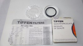 Tiffen 40.5mm UV HAZE-1 Filter with manual and box - $20.21