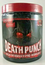 Strength Game DEATH PUNCH Super Extreme Pre-Workout, 30 Servings - 3 NEW... - $43.79+