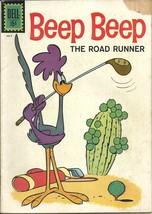 Beep Beep The Road Runner #9 - Good - Dell - May-Jul 1961 - $10.50