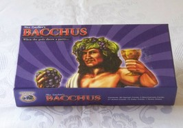 Bacchus When The Gods Throw A Party Gryphon Games Complete VGC - $8.50