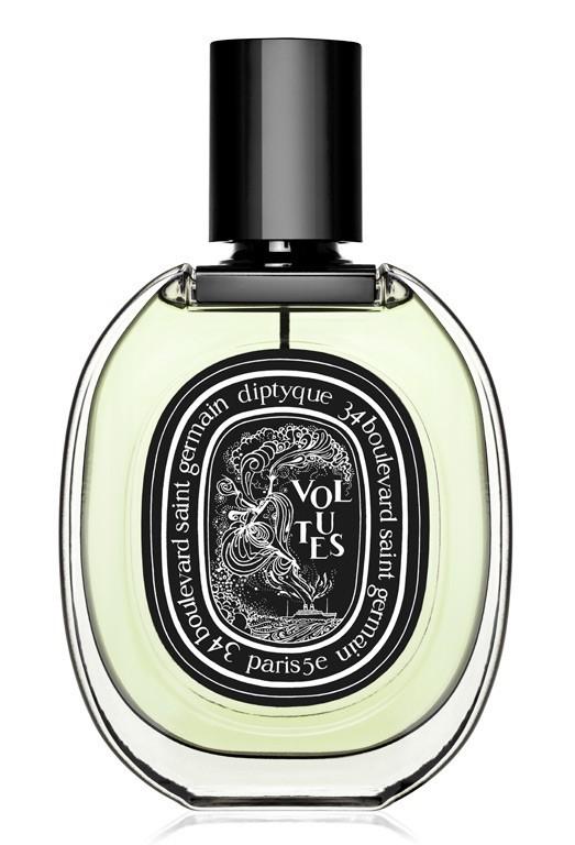 VOLUTES by DYPTIQUE 5ml Travel Spray TOBACCO HONEY PEPPER SAFFRON Perfume