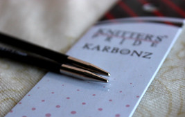 Knitters Pride Karbonz 3 1/2 inch IC Knitting Needle Tips MPN 100501 - $19.88 CAD+