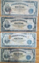 Manila PHILIPPINES Treasury Certificate 1 Peso Mabini, Victory Series 66... - $10.00