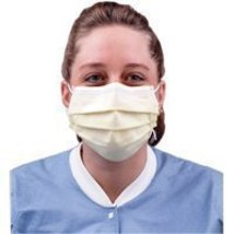 MASK PROCEDURE PLEAT PNK CSTX GCPPK by BND 050BX CROSSTEX BRANDED - $10.44