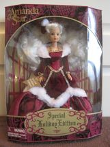 Amanda Star. Special Holiday Edition Barbie. BRAND NEW. SHIP FAST. - $17.99