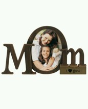 Malden Bronze Photo Mom Picture Frame One Opening Photograph Mothers Day... - $35.53