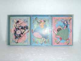 NEW Punch Studio Set of 15 Fashionistas Decorative Note Cards - $20.30