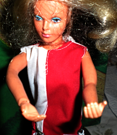 Tuesday Taylor Doll by Ideal toys 1975 Changig hair Doll image 5