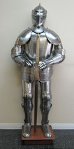Medieval Knight Suit of Armour Wearable Suit Cosplay Costume - $699.00