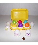 Tomy Hide N Squeak Eggs Learn To Play Baby/Child Sorter Shape Activity Toy - $110.87