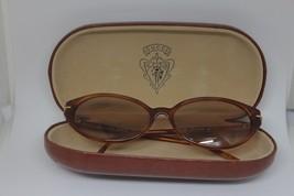 Authentic GUCCI Sunglass GG 2163 BROWN SQUARE WITH ORIGINAL CASE  - $79.20